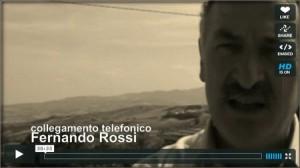Fernando Rossi parla ai microfoni di Radio Rock Italia